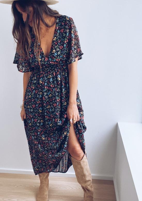 Blue Lizy dress