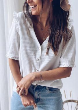 White Doly blouse