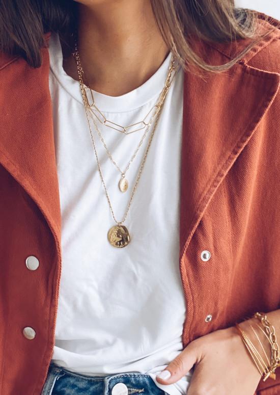 Golden Sana necklace