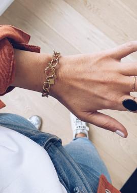 Bracelet Muri doré