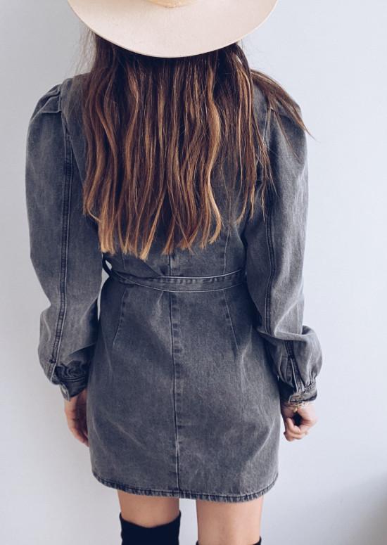 Grey Balagan dress