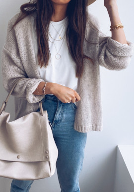 Beige Margot bag