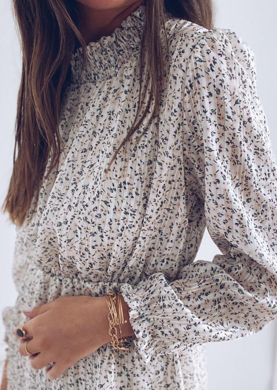 Cindy floral dress