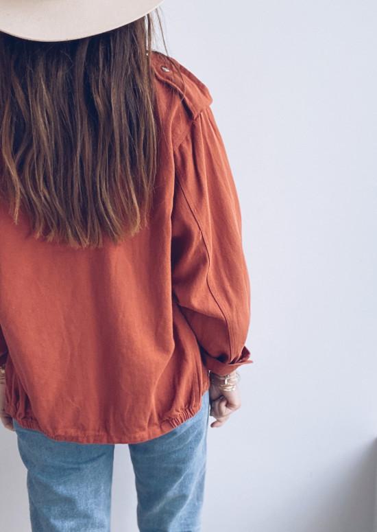 Brick Carrie jacket