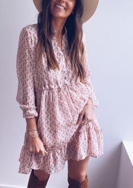 Pink Charlotte dress