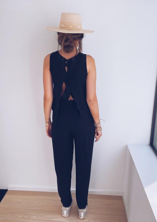 Combinaison Tabata noire