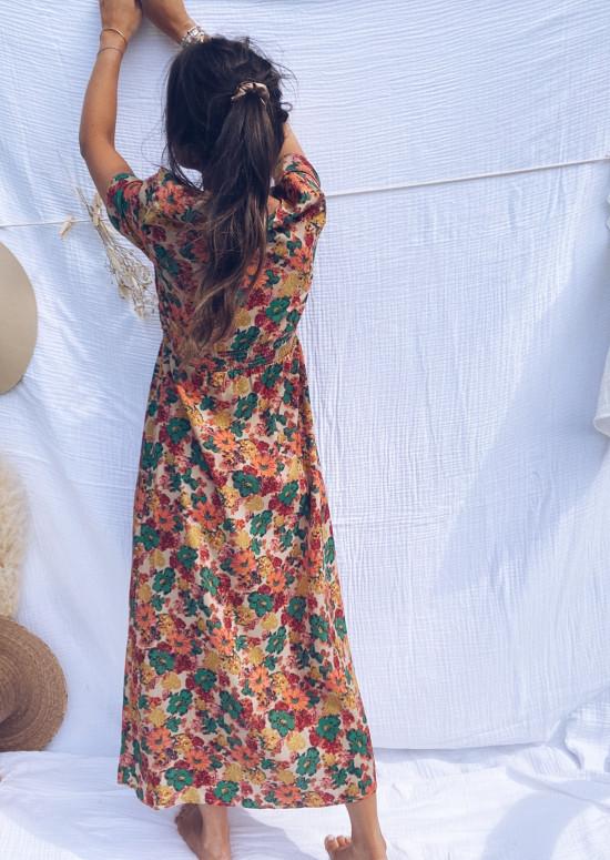 Marianne floral dress