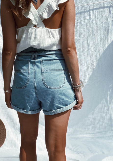 Marty jeans short
