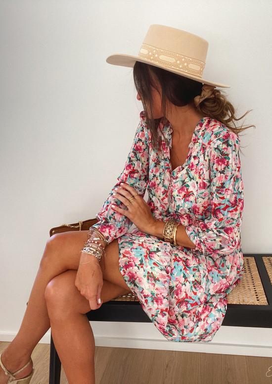 Floral Aliza dress
