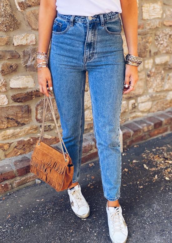 Dark blue Wilfrid jeans