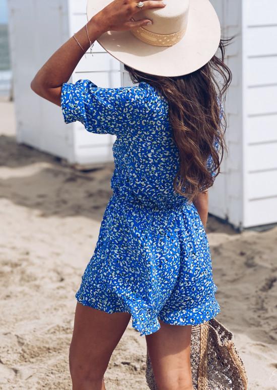 Blue Milou jumpsuit
