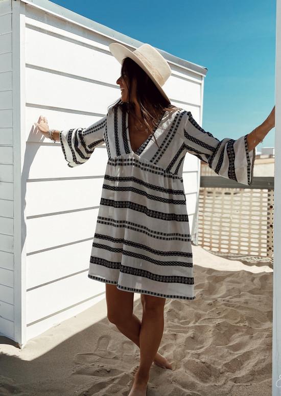 Patterned Sheila dress