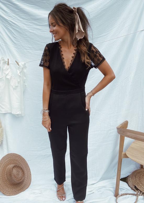 Black Clary jumpsuit