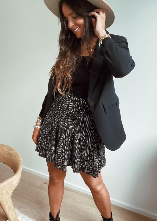 Black Leontine Jacket