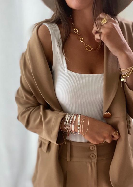 Camel Leontine jacket