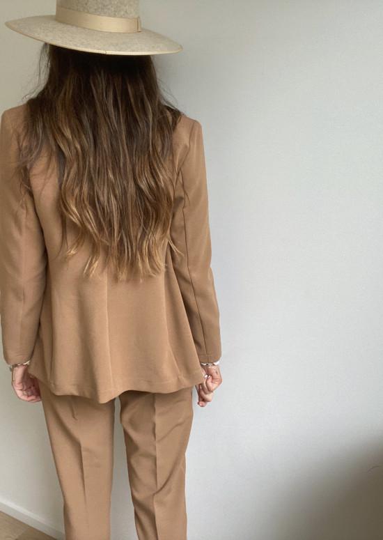 Veste Leontine Camel