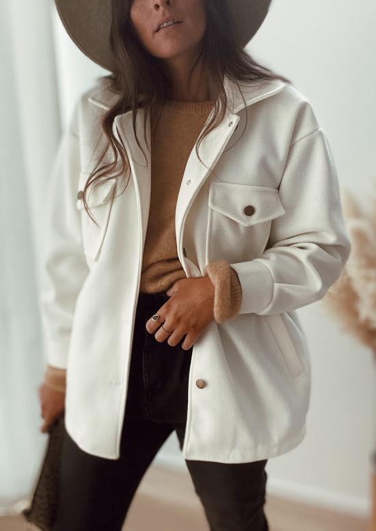 Ecru Ruben jacket