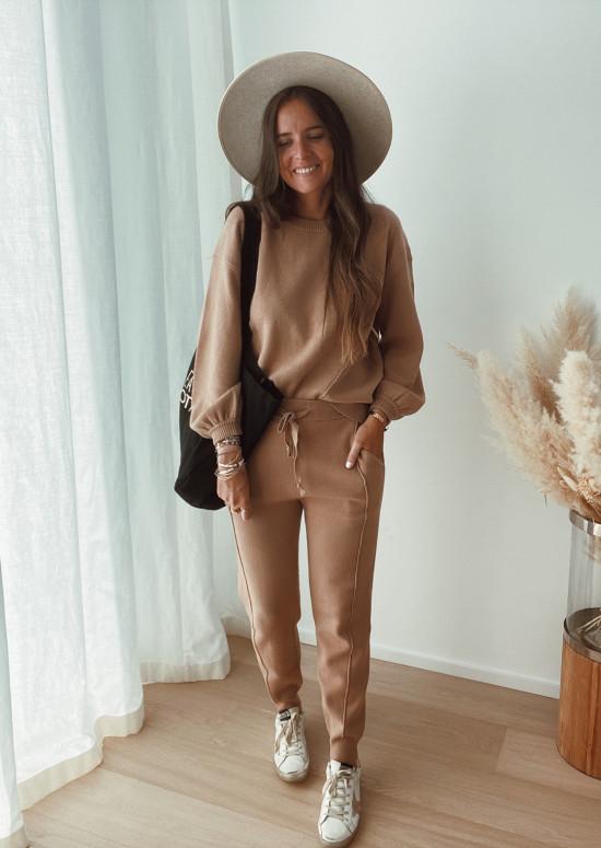 Beni camel pants (together 1 of 2)