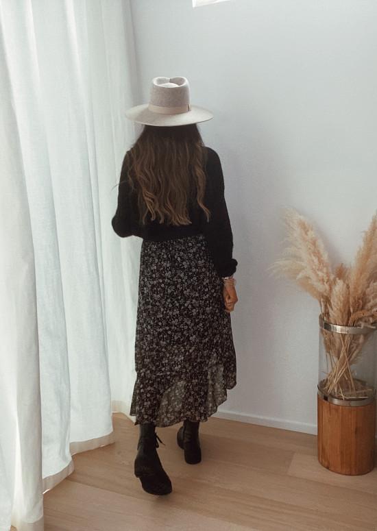 Jupe Massaya noire