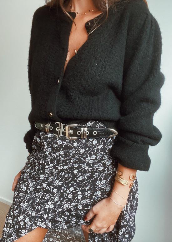 Gilet Bess noir