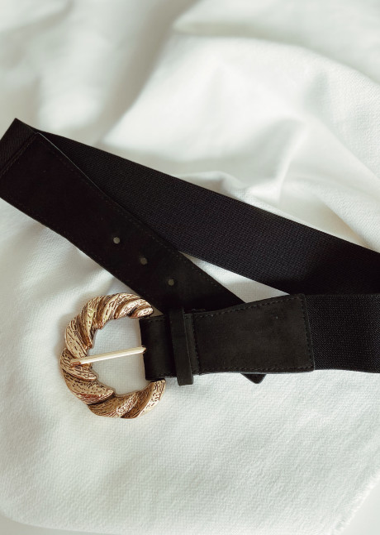 Black Petra belt