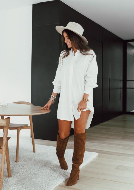 Longue chemise Robine