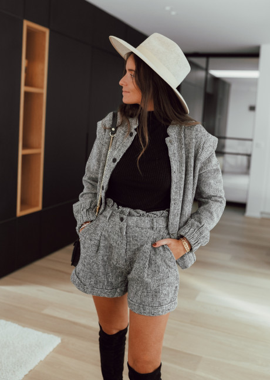 Dark grey Zola jacket