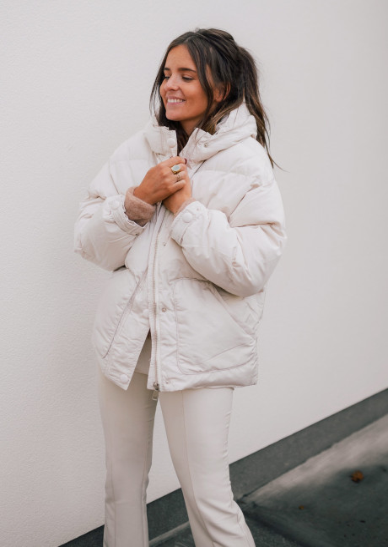 Ecru Calypso coat