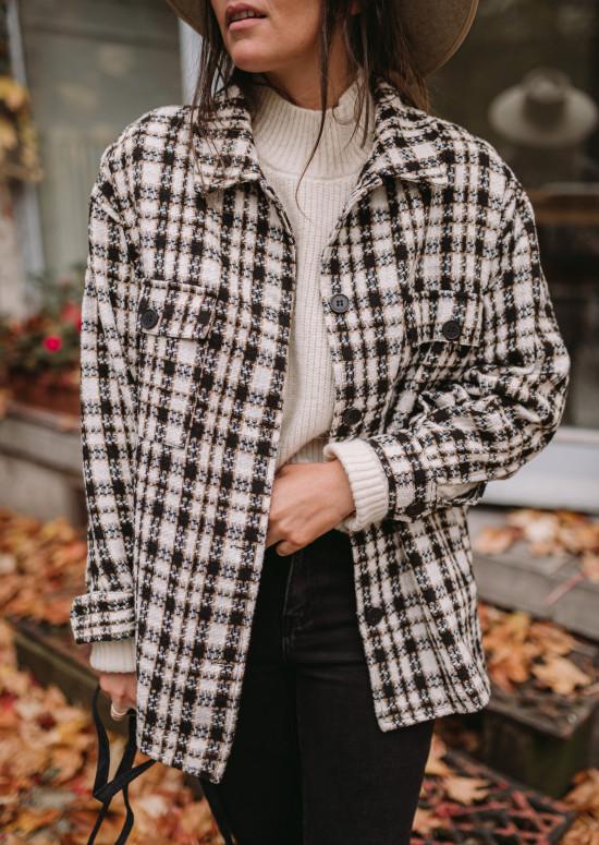 Prima overshirt jacket
