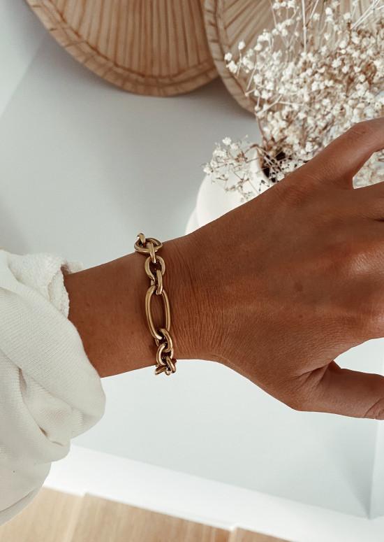 Bracelet Tassido doré