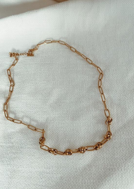 Collier Malta doré