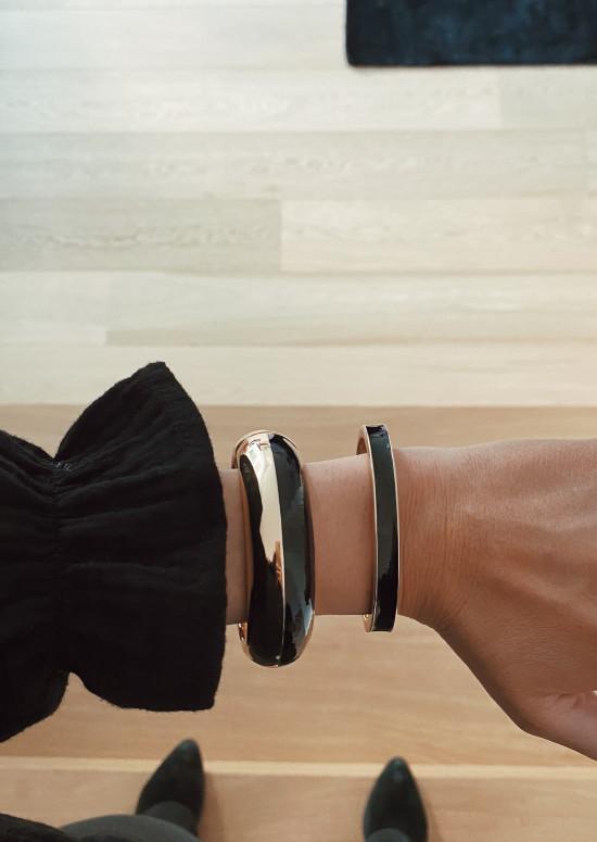 Bracelet Loulou noir