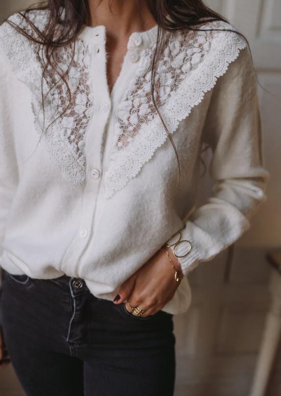 Ecru Noé sweater