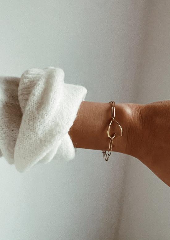 Bracelet Polina doré