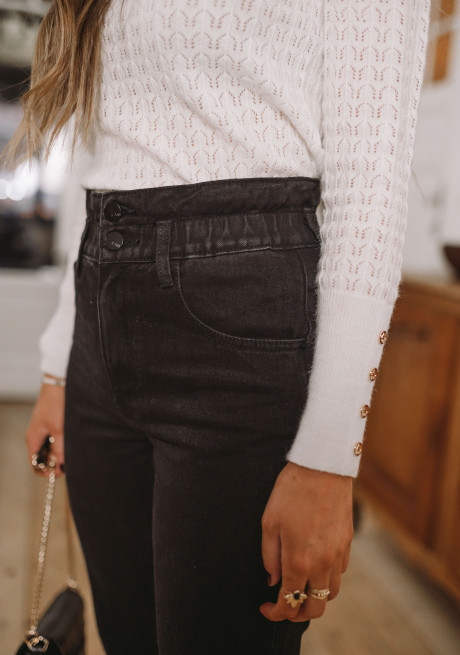 Jeans Diego noire