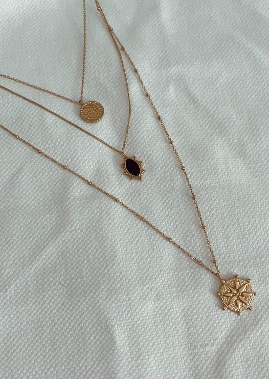Golden Liana necklace