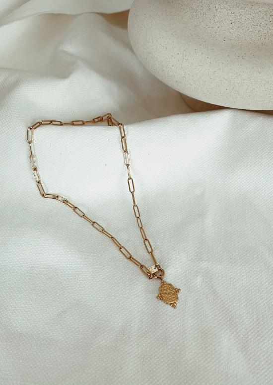 Golden Mile necklace