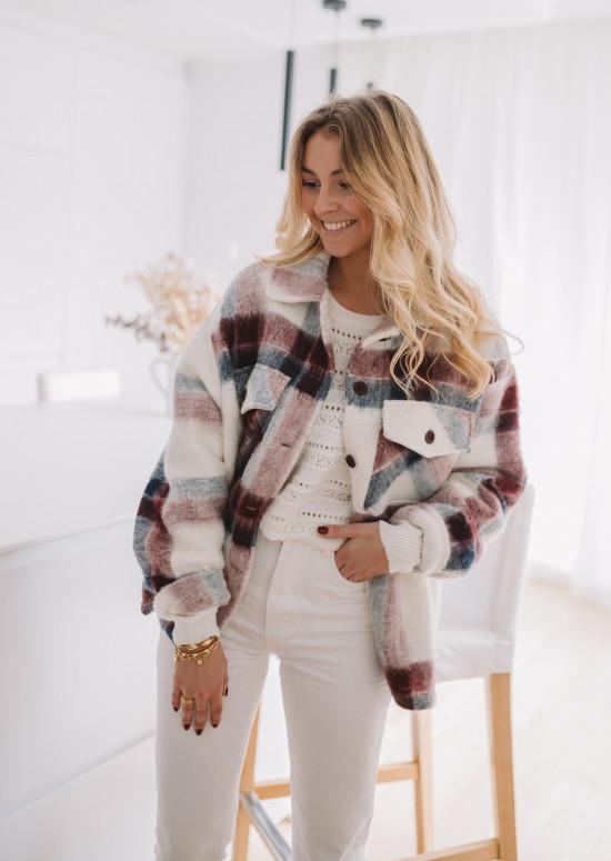 Checkered Tibba jacket