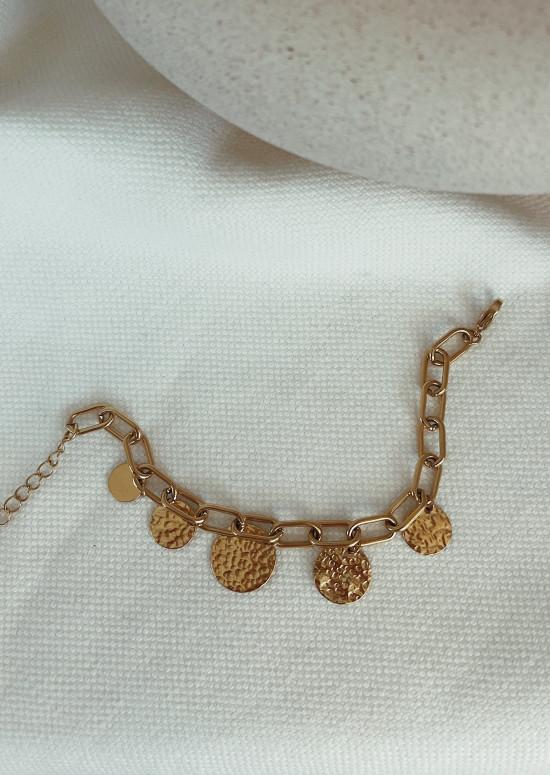 Golden Lyon bracelet