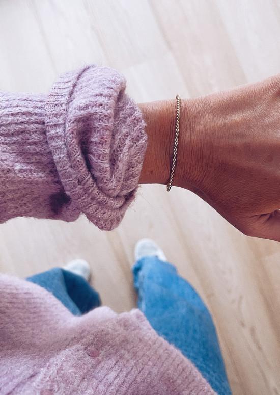 Golden Irma bracelet