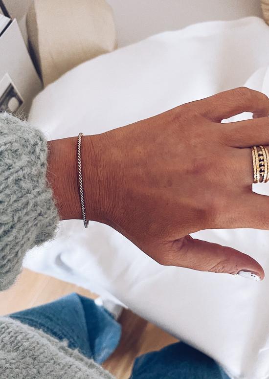 Bracelet Irma doré