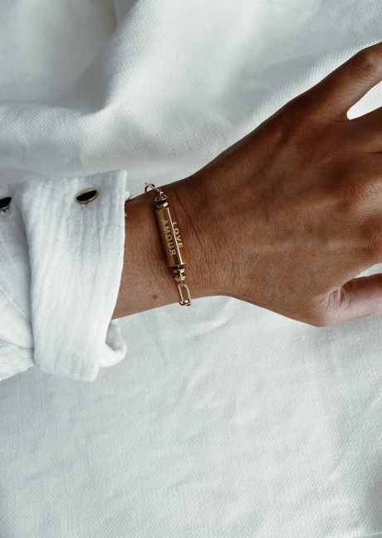 Golden Doua bracelet