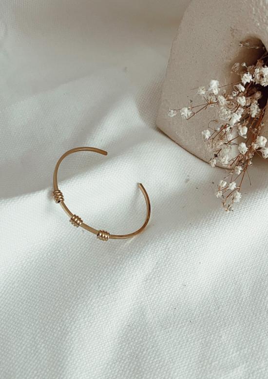 Golden Cynda bracelet