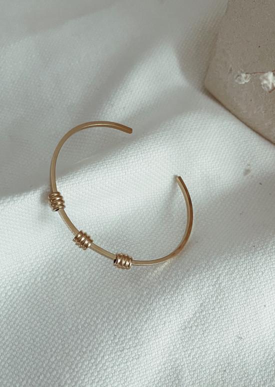 Bracelet Cynda doré
