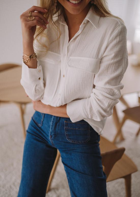 Chemise Susie blanche