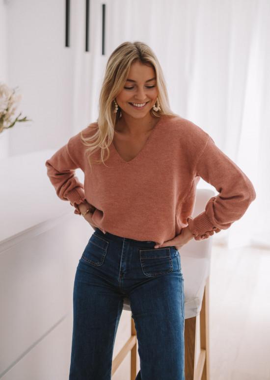 Pink Heivi sweater