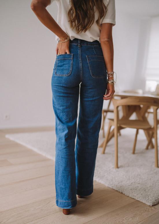Blue Hugues jeans