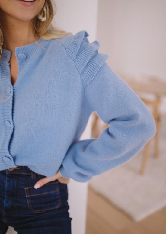 Sky blue Spencer sweater