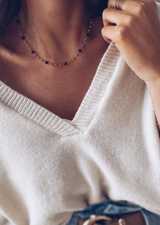 Golden Amba necklace