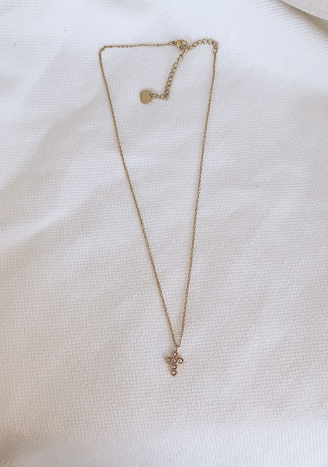 Golden Maysi necklace